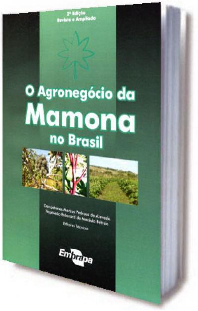 Livro O Agronegócio da Mamona no Brasil