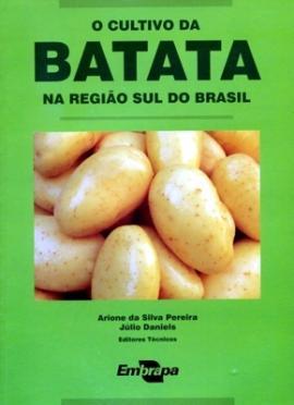 Livro O Cultivo da Batata na Região Sul do Brasil