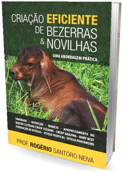 Livro - Criação Eficiente de Bezerras & Novilhas - Uma abordagem prática