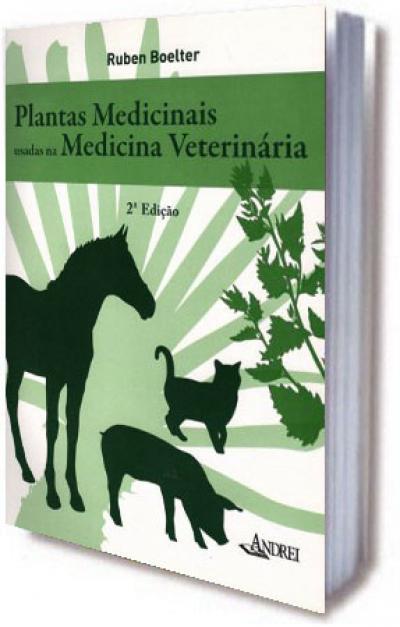 Livro Plantas Medicinais Usados na Medicina Veterinária
