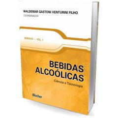 Livro - Bebidas Alcoólicas - Bebidas Volume 1