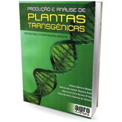 Livro - Produção e Análise de Plantas Transgênicas