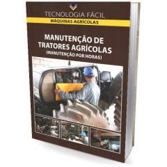 Livro - Manutenção de Tratores Agrícolas - (Manutenção por Horas)