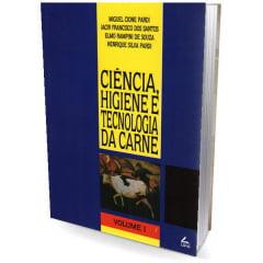 Livro - Ciência, Higiene e Tecnologia da Carne  VOL I