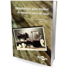 Livro - Metodologia para Analise de Mosto e Suco de Uva