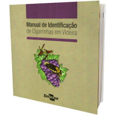 Livro - Manual de Identificação de Cigarrinhas em Videira