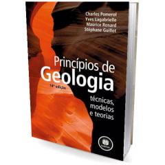 Livro - Princípios de Geologia - técnica, modelos e teorias