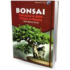 Livro Bonsai - Técnica e Arte passo a passo