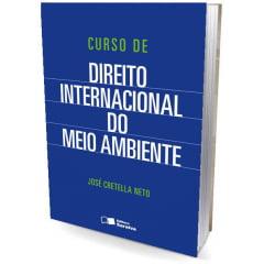 Livro - Curso de Direito Internacional do Meio Ambiente