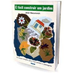 Livro - É Fácil Construir um Jardim