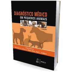 Livro Diagnóstico Médico em Pequenos Animais