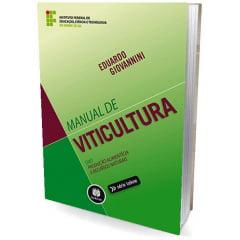 Livro Manual de Viticultura, produção uva