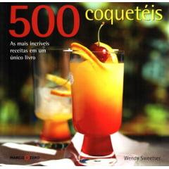 Livro 500 Coquetéis