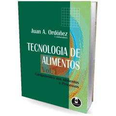 Livro - Tecnologia de Alimentos - Vol. 1 - Componentes dos Alimentos e Processos
