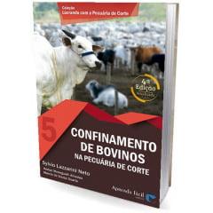 Livro confinamento de bovinos na pecuária de corte