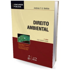 Livro - Direito Ambiental - Série Concursos Públicos