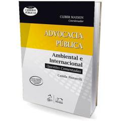 Livro - Advocacia Pública - Ambiental e Internacional