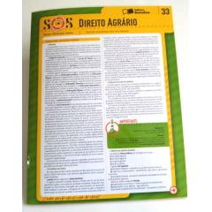Coleção SOS, Vol. 33 - Direito Agrário