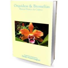 Livro - Orquídeas & Bromélias
