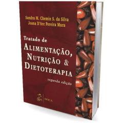 Livro Tratado de Alimentação , Nutrição e Dietoterapia