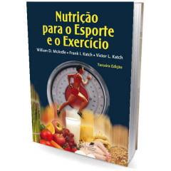 Livro Nutrição para o Esporte e o Exercicíos