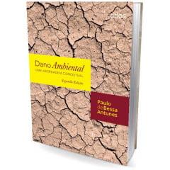 Livro - DANO AMBIENTAL: Uma Abordagem Conceitual