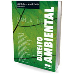 Livro Manual de Direito Ambiental