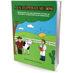 Livro - A Vaca Leiteira e Seu Dono