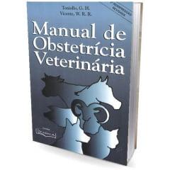 Livro - Manual de Obstetrícia Veterinária