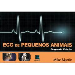 Livro - Ecg de Pequenos Animais - 2° Edição