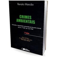 Livro - Crimes Ambientais - 3 ° Edição