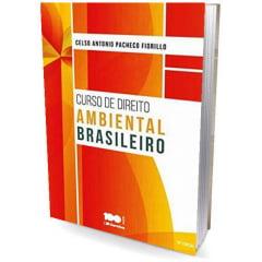 Livro - Curso de Direito Ambiental Brasileiro  - 16° Edição