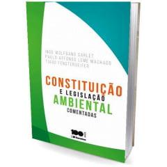 Livro - Constituição e Legislação Ambiental Comentadas