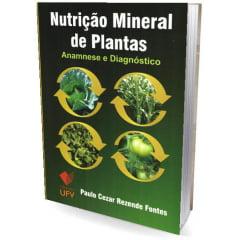 Livro Nutrição Mineral de Plantas - Anamnese e Diagnóstico