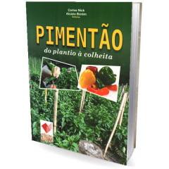 Livro - PIMENTÃO - do plantio à colheita