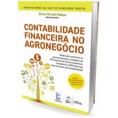 Livro - Contabilidade Financeira no Agronegócio