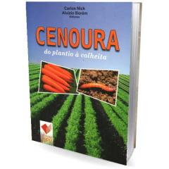 Livro - Cenoura - do plantio à colheita