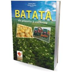 Livro - Batata - do plantio à colheita