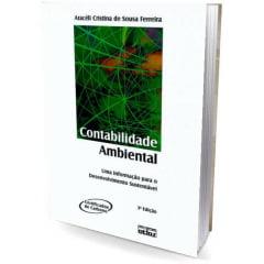 Livro - Contabilidade Ambiental - Uma Informação para o Desenvolvimento Sustentável