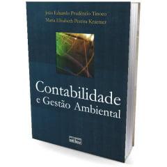 Livro - Contabilidade e Gestão Ambiental