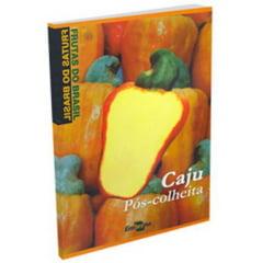 Livro - Caju Pós-colheita
