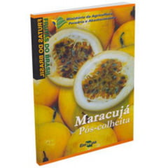 Livro - Maracujá Pós-colheita
