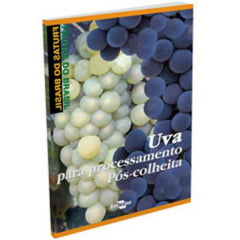 Livro Uva Processamento Pós-colheita