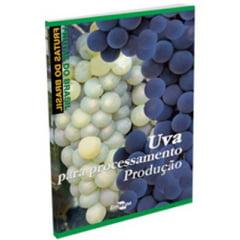 Livro - Uva Processamento Produção