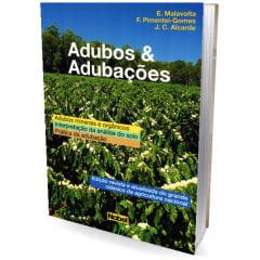 Livro - Adubos & Adubações