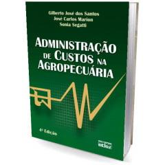 Livro - Administração de Custos na Agropecuária
