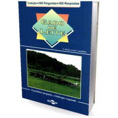 Livro - Gado de Leite -  500 perguntas / 500 respostas