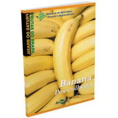 Livro - Banana Pós-colheita