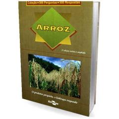Livro Arroz - 500 Perguntas / 500 Respostas