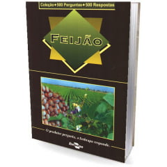 Livro Feijão - 500 perguntas / 500 respostas